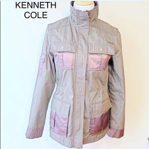 Kenneth Cole Safari Green Jacket